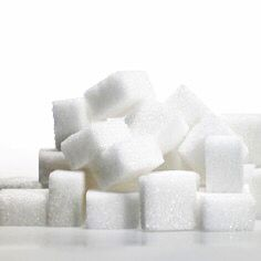 Eating processed sugar speeds up aging process because it binds to the collagen in your skin and eventually weakens it. But scrubbing with sugar, can actually smooth your skin