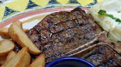 Fuddruckers Steak Review Saudi Arabia, Steak, Food, Essen, Steaks, Meals, Yemek, Eten
