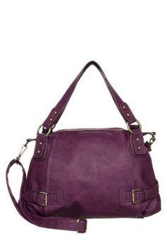 Even&Odd Handbag - purple for £27.00 with free delivery at Zalando
