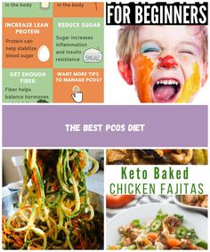 The best diet for PCOS canhelp withweightless,infertility, and other symptoms. Learn how to manage PCOS naturally using food and nutrition.This article includes real food, anti-inflammatory ideas for breakfast, lunch and dinner, all gluten-free and dairy-free. #pcos #diet #glutenfree diet dinner The Best PCOS Diet Best Diet For Pcos, Pcos Diet, Baked Chicken Fajitas, Best Diets, Lunches And Dinners, Glutenfree, Real Food Recipes, Dairy Free, Protein