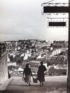 Gérard CASTELLO-LOPES, Lisboa, Portugal 1957, Vintage gelatin silver print