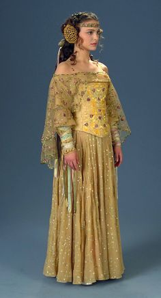 Star Wars, Padme's Meadow Picnic Gown