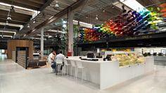 Nova sede do Mercado Livre no Brasil | Galeria da Arquitetura