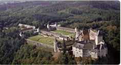 Schloss Rosenburg Homeland, Austria, Beautiful Places, Mansions, House Styles, Image, Decor, Europe, Woodland Forest