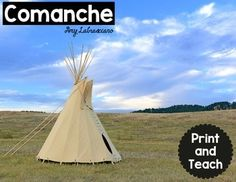 Comanche Reading Passages Print and Teach - This unit will save you a ton of planning time and allow your students to have an engaging learning experience. All you have to do is print and teach. No need to hunt for reading material that aligns with standards.
