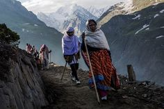 Amarnath: Journey to the shrine of a Hindu god - Amazing Photo Series about India