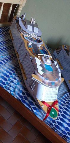 New ship model Symphony of the Seas! Symphony Of The Seas, Model Ships, Stella Mccartney Elyse, Concept Ships