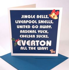 Everton all the way