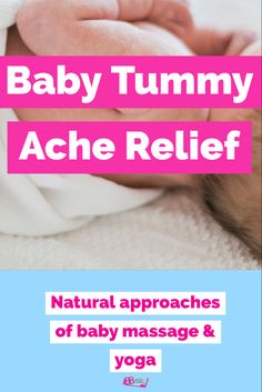All natural remedies to helping ease that tummy pain. Full instructional videos to guide you. Suitable from birth and delivered by parenting expert Rachel Hawkes.