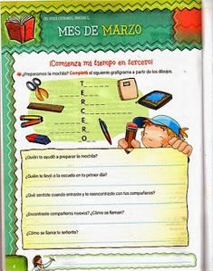 El profe y su clase de PT: Cuadernillo para leer, escribir y hacer ejercicios. Baseball Cards, Education, Yerba Mate, 2d, Betty Boop, Mayo, 3rd Grade Activities, Preschool Math Activities, Writing Activities