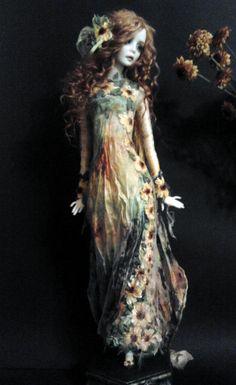 :: Crafty :: Clay :: Art Doll :: Милана Шупа-Дуброва - by Milana Chupa-Dubrova
