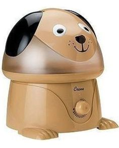 No bones about it: This whisper-quiet humidifier will help Baby breath easier and ease congestion. Click above to buy one for your nursery.
