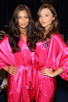 Australian Angels: Shanina Shaik and Miranda Kerr