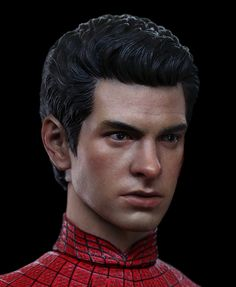 Hot-Toys-Andrew-Garfield-Spider-Man-Head-Sculpt-e1382455314865.jpg (758×923)