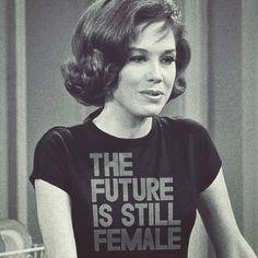 RIP Mary Tyler Moore #feminist #marytylermoore #marytylermooreshow #dickvandykeshow #printliberation