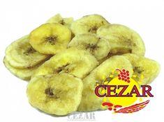 Chipsy bananowe to doskonała alternatywa dla tradycyjnych chipsów ziemniaczanych.      Składniki:banany suszone, cukier, olej kokosowy rafinowany.    Kraj pochodze