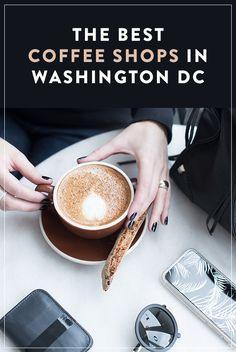 BEST COFFEE SHOPS IN WASHINGTON DC // megbiram.com