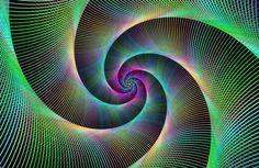 Vortex Shawl Geometry