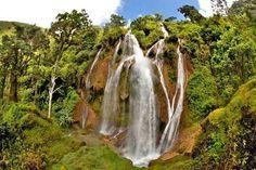 Cascade Pichon, Haïti