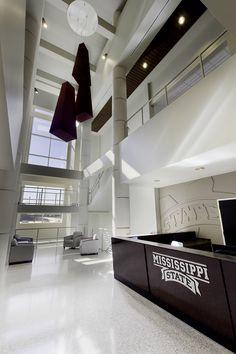 Mississippi State University – Leo Seal Jr. Football Complex  | @Advent