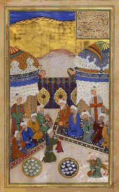 Majnun recognised by Layla's dog, Uzbekistan