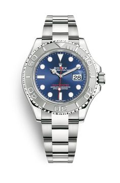 Rolex Yacht-Master 40 Watch: Rolesium - combination of Oystersteel and platinum - 116622 Rolex Watches For Sale, Luxury Watches For Men, Men's Watches, Rolex Submariner No Date, Rolex Datejust, Buy Rolex, Gold Rolex, Black Rolex, Pre Owned Rolex
