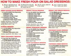 Where to buy hellmann's salad dressing