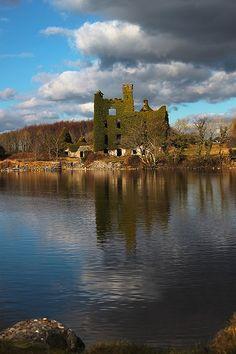 Menlo Castle Galway. Ireland
