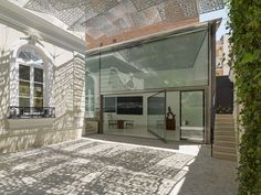 The Pavilion - Norman Foster Foundation - Picture gallery