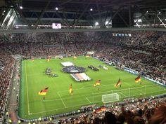 GERMANY VS. ARGENTINA
