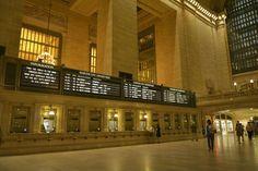 Grand Central Terminal, New York, Nova Iorque, NYC, Manhattan, USA, EUA