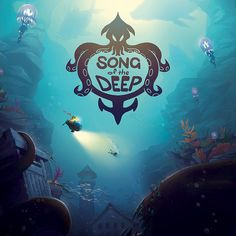 (*** http://BubbleCraze.org - The latest hot FREE Android/iPhone game ***)  Santa 2016:  Song of the Deep, PlayStation 4