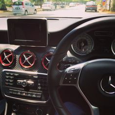 Mercedes A45 Amg, Luxury Lifestyle, Dreams, Sport, Cool Stuff, Interior, Cars, Deporte, Indoor