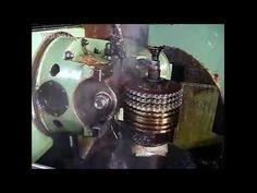 Machining sprocket