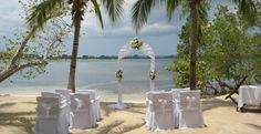 Riu Negril's beautiful ivory beach, sparkling seas, and dazzling sunsets create fairy tale settings for Jamaican weddings.