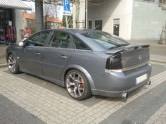 Tuned Opel Vectra by Irmscher Photo 12316