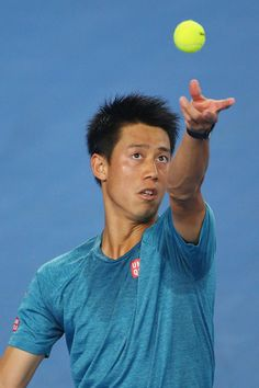 Kei Nishikori Photos - 2016 Australian Open - Previews - Zimbio