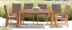Gartenmöbelset »Vancouver« im Online Shop von Ackermann Versand #Garten #Frühling #Sommer Vancouver, Outdoor Furniture Sets, Outdoor Decor, Furniture Design, Table, Home Decor, Furnitures, Seasons, Medium