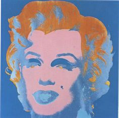 Andy Warhol Marilyn Monroe, Sunday B Morning 109 x 108 cm Poster http://www.belgraviagallery.com/artist/andy-warhol/work/?page=11/