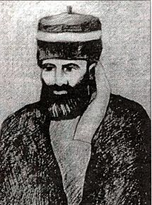 "Kunta Haji Kishinev was a Chechen pacifist in the 19th c. One of his quotes:  ""Defeat the evil man by your goodness and love . Defeat the greedy with your generosity . Defeat the treacherous with your sincerity . Defeat the infidel with your fidelity."