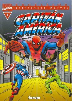 Capitán América  nº 8