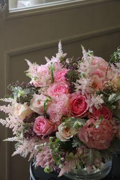 .Looks like a Bride's Bouquet!!  Gorgeous!!