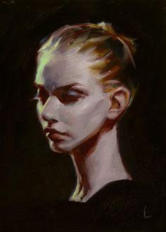 Kai Fine Art is an art website, shows painting and illustration works all over the world. Fine Art Drawing, Painting & Drawing, Art Drawings, Painting Inspiration, Art Inspo, Portrait Art, Portraits, John Larriva, Pretty Art
