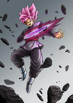 Goku Black Ki Sword