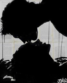 by Loui Jover  Maybe in other life, I will be a man and you will be my lover, my friend, my wife, my all. But right now, can you close your eyes and feel me as I really am? A man trapped in the wrong body. Would you let this 'prisoner' kiss your forehead as his last wish?