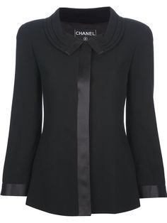 Chanel Vintage skirt suit Chanel, Purses, Womens Fashion, Jackets, Clothes, Comfy, Tattoo, Style, Blouses