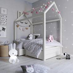 6 разных спален для 6 непохожих девочек