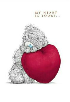 The Me to You Superstore with the entire Tatty Teddy Collection including Plush, Figurines, Stationary, Balloons and Bikes. Teddy Bear Quotes, Teddy Bear Images, Teddy Bear Pictures, Tatty Teddy, Calin Gif, Das Abc, Cute Good Morning Quotes, Love You Gif, Blue Nose Friends