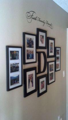 Hallway Wall Decor - | Hallway Walls, Narrow Hallways and Wall Decor Arrangements