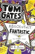Tom Gates is Absolutely Fantastic (at some things) by Liz Pichon - review